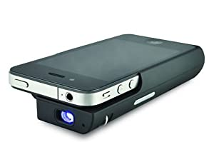 Pocket projector iphone projector for iphone 4 for Best iphone projector