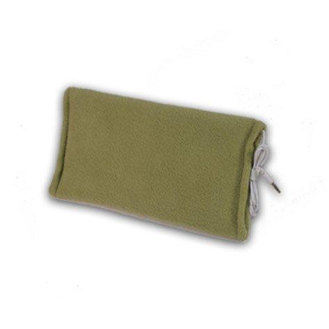 Relaxso Stereo Asleep Pillow Speaker, Micro Fleece Olive