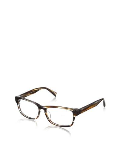 ivory + mason mens Roma Eyeglasses, Brown Tortoise As You See