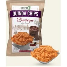 Simply7 Quinoa Chips, Barbecue, 3.5-ounce bags (Pack of 12)