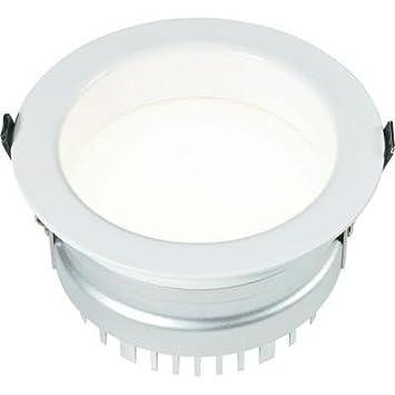 luminaire d 39 int rieur encastrable led 20w 20w blanc chaud high tech z179. Black Bedroom Furniture Sets. Home Design Ideas