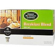 Gourmet Single Cup Coffee Breakfast Blend Decaf - 12 K-Cups,(Green Mountain Coffee Roasters)