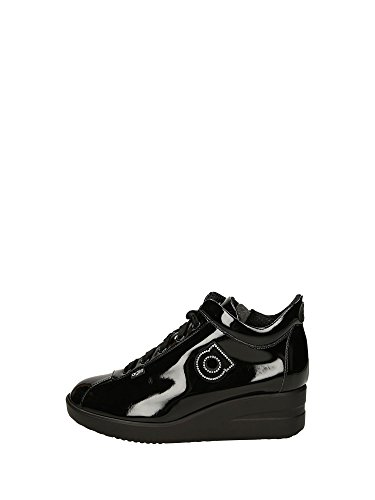 Agile By Rucoline 226 Sneakers Alta Donna Nero 38