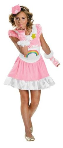 Costumes For All Occasions DG36470J Cheer Bear Tween 12-14