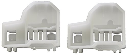 PT Auto Warehouse WG-713348 - Window Regulator Guide Clips - Driver Side Front or Passenger Side Rear (2003 Alero Window Regulator compare prices)