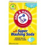 Church & Dwight Co 03020 Arm & Hammer Super Washing Soda 55 oz.-Super Pack-Pack of 4 (Super Baking Soda compare prices)