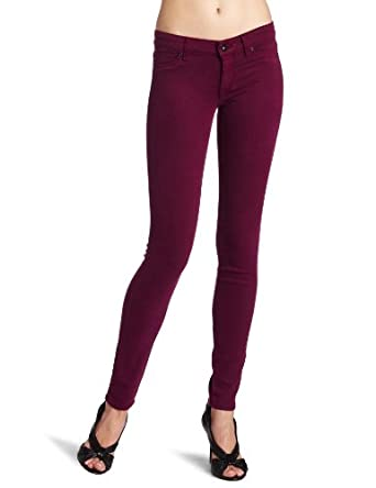 Rich & Skinny Women's Legacy Jegging, Berry, 32
