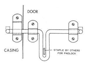 Amazon Com Stall Door Latch Stainless Steel 10 Inch