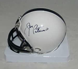 Joe Paterno Autographed Signed Psu Penn State Nittany Lions Mini Helmet - JSA... by Sports+Memorabilia