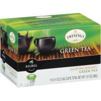 Twinings Of London - Pure Green Tea - 12 K-Cup(S)