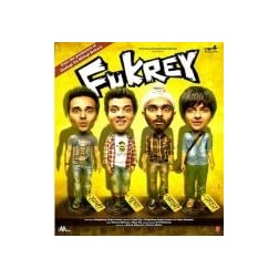 Fukrey - DVD (Hindi Movie / Bollywood Film / Indian Cinema) 2013
