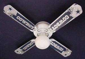 How do you ceiling fan designers 42fan nfl dal nfl dallas cowboys ceiling fan designers 42fan nfl dal nfl dallas cowboys football ceiling fan 42 in aloadofball Images
