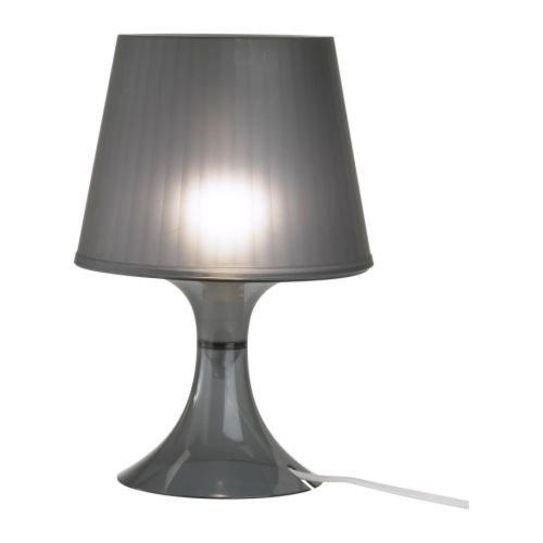 Ikea Lampan Black Table Lamp Free Shipping New EBay