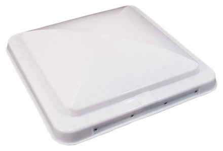 Heng's 90112-C1 Universal Vent Lid, 14 x 14 Inches - White (Rv Vent Cover Inside compare prices)