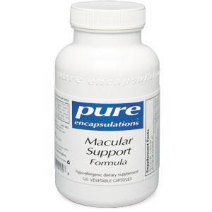 Pure Encapsulations - Macular Support Formula 120 Vcaps