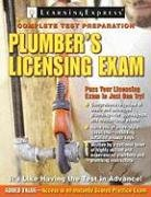 Plumber's Licensing Exam - LearningExpress - 1576856852 - ISBN:1576856852