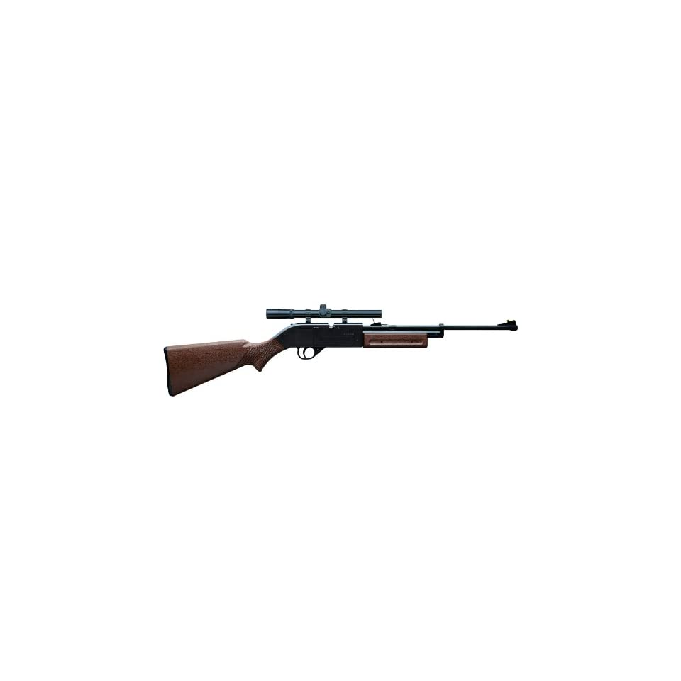 master Variable Pump BB Repeater/Single Shot Pellet Rifle