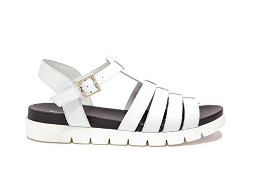 Nero Giardini Sandali scarpe donna bianco 5742 P615742D 38