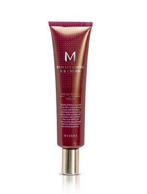 MISSHA M Perfect Cover BB Cream (#23 Natural Beige) SPF42 PA+++