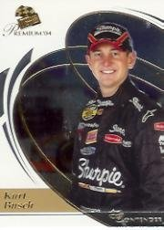 Buy 2004 Press Pass Premium #13 Kurt Busch by Press Pass