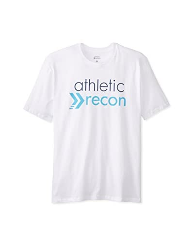athletic recon Men's Stacked Short Sleeve Tee