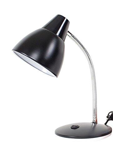newhouse lighting 8w energy star led desk lamp black