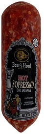 Boar's Head - Hot Sopressata Dry Sausage, (2)- 9 oz. Sticks