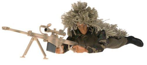 Buy Low Price Hasbro GI Joe Army Rangers Long Range Sniper 12 Inch 1/6 Scale Action Figure (B002D2W088)