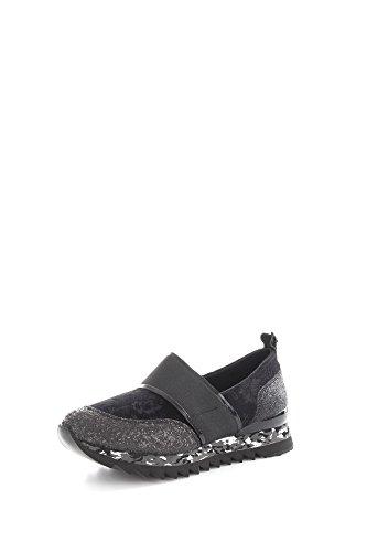 Apepazza DLY10 Sneakers Donna Tessuto Nero damascato Nero damascato 38