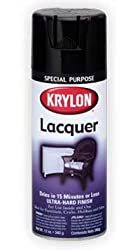 Krylon Gloss White Aerosol Lacquer Spray Paint