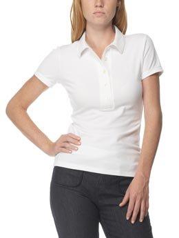 Original Penguin Womens Veronica Polo Shirt in Classic