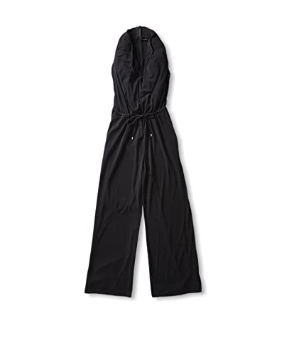 Marc New York Women's V-Neck Jumpsuit