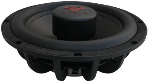 "Cerwin Vega Smax124 12"" Dual 4-Ohm Stealth Series Car Auido Subwoofer"