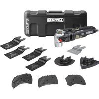 Rockwell RK5141K Osc Tool Sonicrafter 4A 34Acc by Rockwell