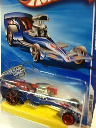 Hot Wheels 2010 Keys To Speed Instant Win Game Card Blue Madfast Mad Fast