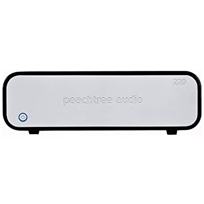 Peachtree Audio Peachtree220 Power Amplifier (Cherry) by Peachtree Audio