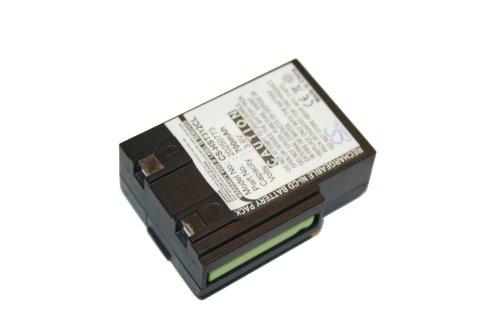 Batteria NI-CD per HAGENUK ST9000 PX, T312, Telekom T-Sinus 33, 52, SIP Tie Pocket, Hitachi HT-A100, Ascom Libra, Funk, Bosse CT200 700mAh 3.6V