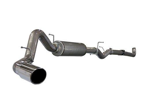 Afe Aluminum Turboback Exhaust Gmc Sierra 3500 Hd Duramax 6.6L V8 01-07