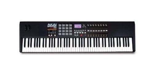 Akai Mpk88 88-Key Midi Controller Keyboard