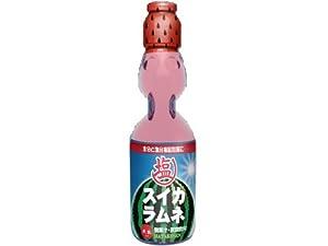 塩スイカラムネ 瓶 200ml ×30