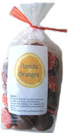 Milk Chocolate Florida Oranges