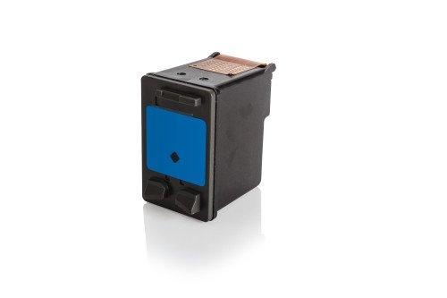 Inkadoo® XXL Tinte passend für HP DeskJet D 2360 ersetzt HP 21XL , NO 21 XL , Nr 21 / C 9351 CE , C9351CE , C9351CEABB , C9351CEABD , C9351CEABE , C9351CEABF - Premium Drucker-Patrone Kompatibel - Schwarz - 24 ml