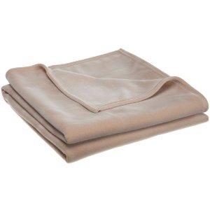 Martex vellux blanket tan queen bed blankets for Vellux blanket