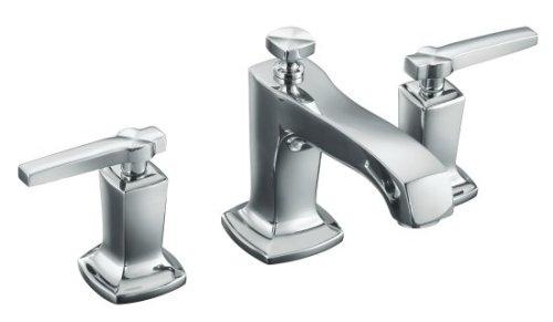 KOHLER Archer Lavatory Faucet With 8 Inch Centers Polished Chrome K 11076 4
