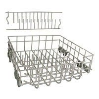 Whirlpool Dishwasher Replacement Rack front-102756