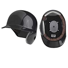 Rawlings Left Ear Traditional Style MLB Authentic Batting Helmet for a Right Handed... by Rawlings