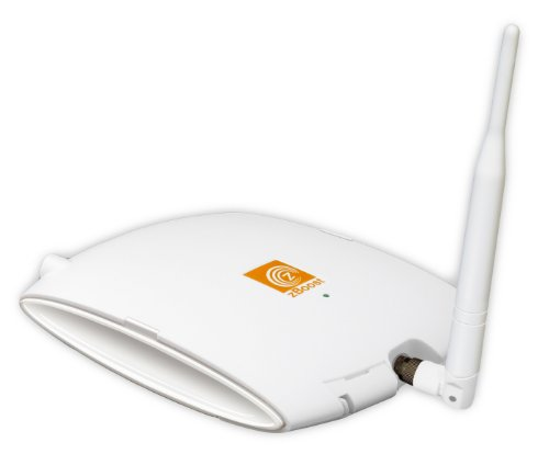 zBoost ZB545 SOHO Dual Band Cell Phone Signal Booster for Home and Office, up to 2,500 sq. ft.
