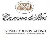 """2007 Casanova Di Neri """"Etichetta Bianca"""" Brunello Di Montalcino"""