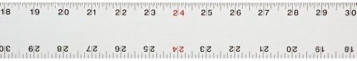 Kapro 308-48 Aluminum Straight Edge Ruler, 48
