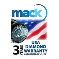 Mack 3 Year Diamond Service Contract For Digital Cameras, Video Cameras, Lenses Binoculars, Telescopes, Flash And Lighting With A Retail Value Of Up To $6000.00